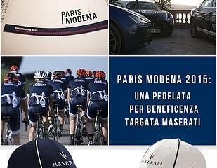 PARIS-MODENA 2015